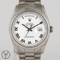 Rolex Day-Date 36 118239 2001 pre-owned