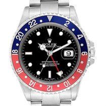 Rolex 16710 Steel 2000 GMT-Master II 40mm pre-owned United States of America, Georgia, Atlanta