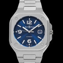Bell & Ross BR 05 Steel 40mm Blue United States of America, California, San Mateo
