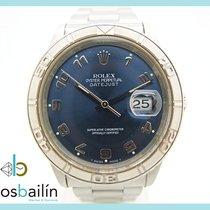 Rolex Datejust Turn-O-Graph Acero 36mm Azul Árabes España, Huesca