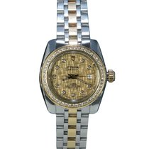 Tudor Gold/Steel 28mm Automatic M22023-0004 pre-owned