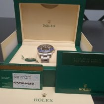 Rolex GMT-Master II Steel 40mm Black No numerals UAE, Abu Dhabi