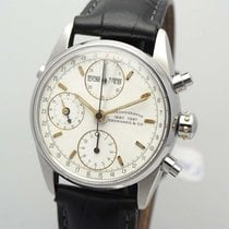 Eberhard & Co. Steel 34.5mm Automatic 31111 pre-owned