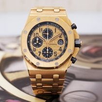 Audemars Piguet Royal Oak Offshore Chronograph Or rose 42mm Or Sans chiffres