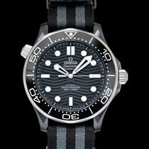 Omega Seamaster Diver 300 M Ceramic 43.5mm Black United States of America, California, San Mateo