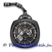 Panerai Reloj usados Cerámica 59mm Cuerda manual Reloj con estuche y documentos originales
