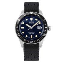 Oris Divers Sixty Five 01 733 7720 4055-07 4 21 18 New Steel 42mm Automatic Australia