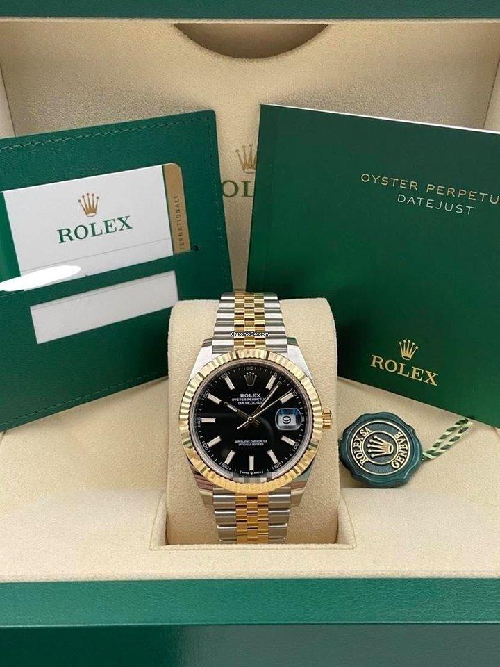 Rolex Datejust 126333 2020 new