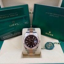 Rolex 126331 Gold/Steel 2021 Datejust II 41mm new United States of America, New York, New York