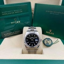 Rolex 126334 Steel 2021 Datejust 41mm new United States of America, New York, New York