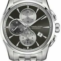 Hamilton Jazzmaster Auto Chrono new 2020 Automatic Chronograph Watch with original box and original papers H32596181