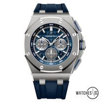 Audemars Piguet 26480TI.OO.A027CA.01 Titanium 2019 Royal Oak Offshore Chronograph 42mm new United States of America, New York, New York
