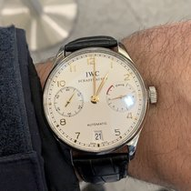 IWC Portuguese Automatic IW500114 2013 pre-owned
