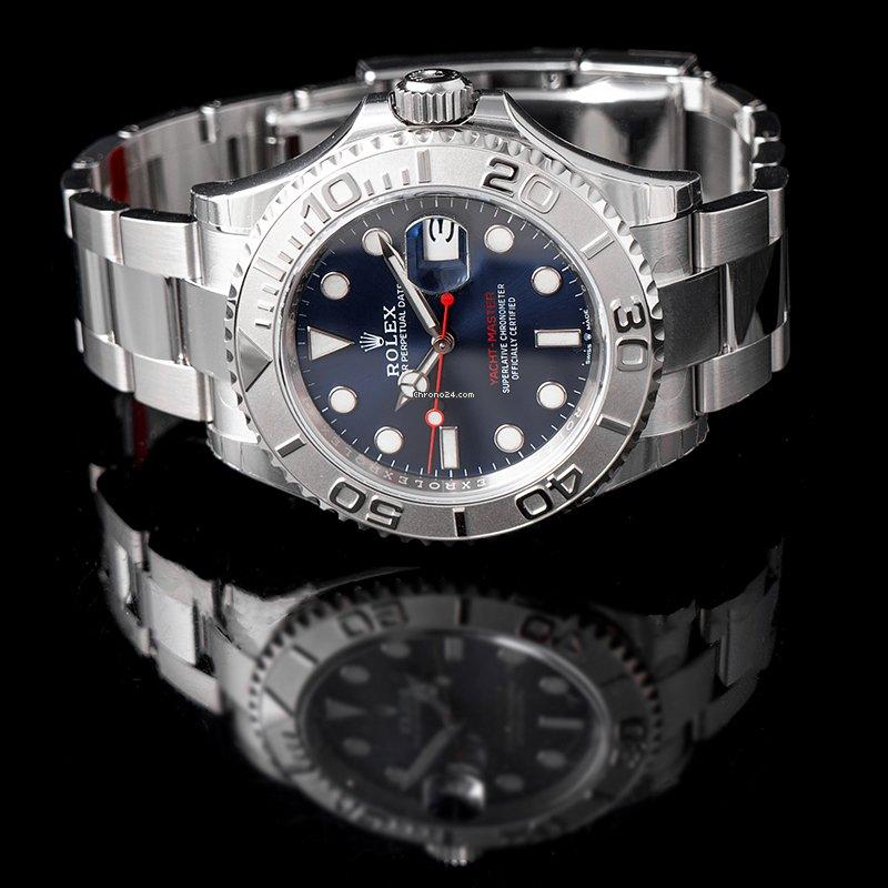 Rolex Yacht-Master 40 126622 blue new