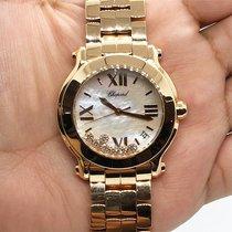 Chopard Happy Sport 277472-5002 Very good Rose gold 36mm Quartz