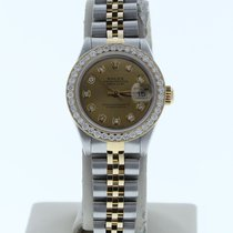Rolex Lady-Datejust 26mm Amarillo