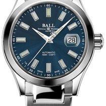 Ball Engineer III Acero 40mm Azul Sin cifras
