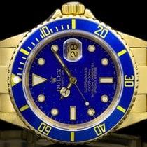 Rolex Submariner Date Oro giallo 40mm Blu Senza numeri Italia, Bologna