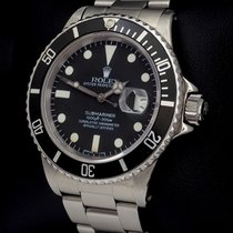 Rolex 16800 Steel 1983 Submariner Date 40mm pre-owned United States of America, Florida, Miami