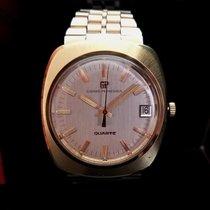 Girard Perregaux Vintage Girard Perregaux Quartz Men's Dress Wristwatch 1974 usados