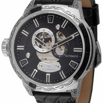 Haemmer new Automatic Limited Edition 50mm Steel Mineral Glass