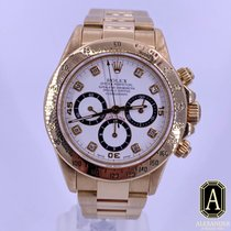 Rolex Daytona Yellow gold 40mm White No numerals United States of America, California, Beverly Hills