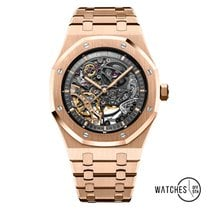 Audemars Piguet Royal Oak Double Balance Wheel Openworked 15407OR.OO.1220OR.01 2019 nouveau
