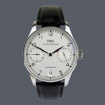 IWC Platinum 42mm Automatic IW500104 pre-owned