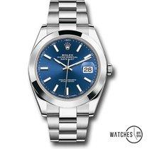 Rolex Datejust II 126300-0001 2019 new