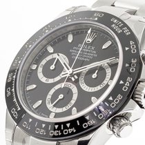 Rolex Steel Automatic Black 40mm new Daytona