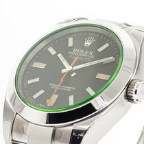 Rolex Milgauss Steel 40mm Black United States of America, Georgia, Atlanta