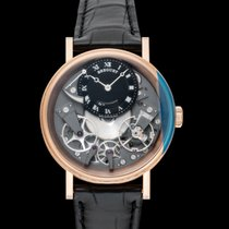 Breguet 7057BR/G9/9W6 Rose gold Tradition 40mm new United States of America, California, San Mateo