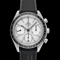 Omega Speedmaster Racing Steel 40mm Silver United States of America, California, San Mateo