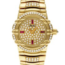 Piaget Tanagra Yellow gold 25mm No numerals United States of America, Florida, Surfside
