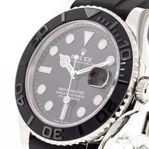 Rolex Yacht-Master 42 nuevo Automático Reloj con estuche y documentos originales 226659