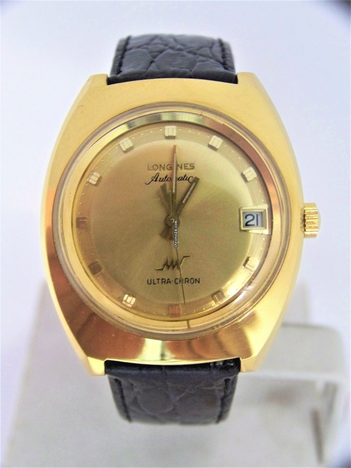 Longines 1969 pre-owned