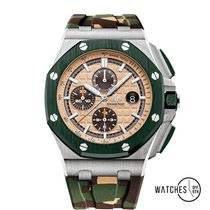 Audemars Piguet Royal Oak Offshore Chronograph 26400SO.OO.A054CA.01 2019 nouveau