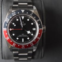 Tudor Black Bay GMT Сталь 41mm Черный Без цифр Россия, Moscow