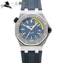 Audemars Piguet Royal Oak Offshore Diver Stahl 42mm Blau