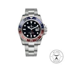 Rolex 116719BLRO Oro blanco 2016 GMT-Master II 40mm nuevo