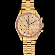 Omega Speedmaster Professional Moonwatch Yellow gold 42mm Gold (solid) No numerals