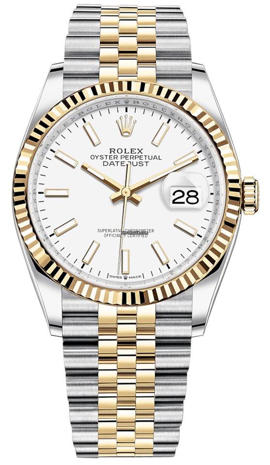 Rolex (ロレックス) Datejust 126233 新品