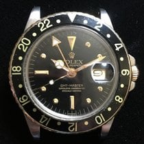Rolex GMT-Master 16753 1969 pre-owned