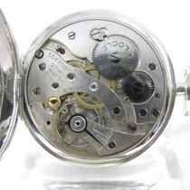 Tissot Silber Handaufzug Arabisch 47mm gebraucht