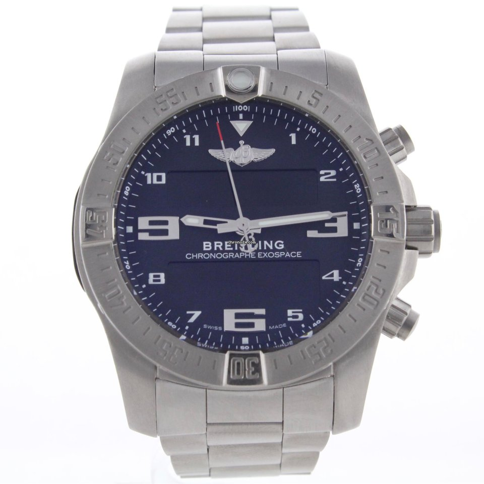 Breitling Exospace B55 Connected EB5510H1/BE79 2016 occasion