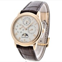 Blancpain Villeret 6056-3642-A55 2003 pre-owned