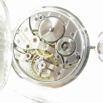 Longines Silber Handaufzug Arabisch 50.5mm gebraucht