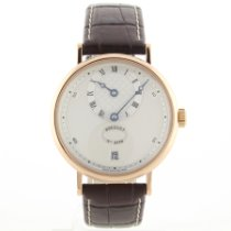Breguet Red gold Automatic Roman numerals 36.5mm pre-owned Classique