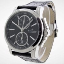 Maurice Lacroix PT7538-SS001 Steel 2010 Pontos Chronographe 42.5mm pre-owned