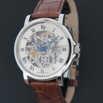 Pequignet Steel 40mm Automatic MOOREA pre-owned